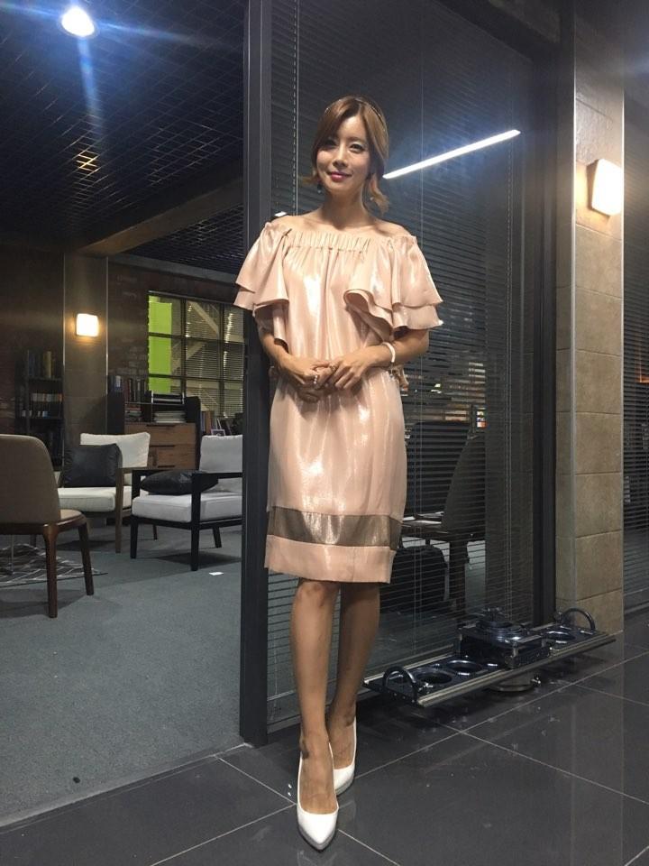 tvN 크리미널마인드 4회 유선씨가 착용해주신 까이에 원피스