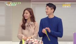 KBS 시사/교양 프로 '여유만만' 이정민 아나운서