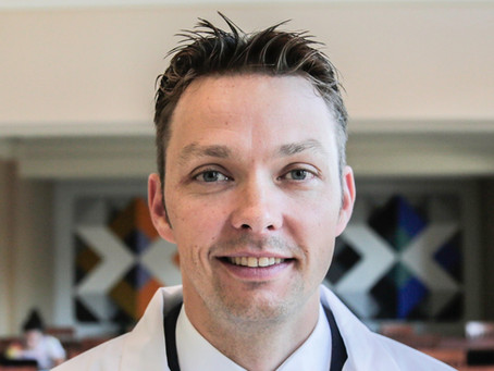 Christian Franck studies cell stress and strain and damage in the brain