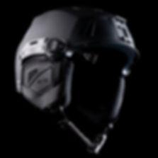 M-216 Ski SAR_Black Gray_Right Angle_Bla
