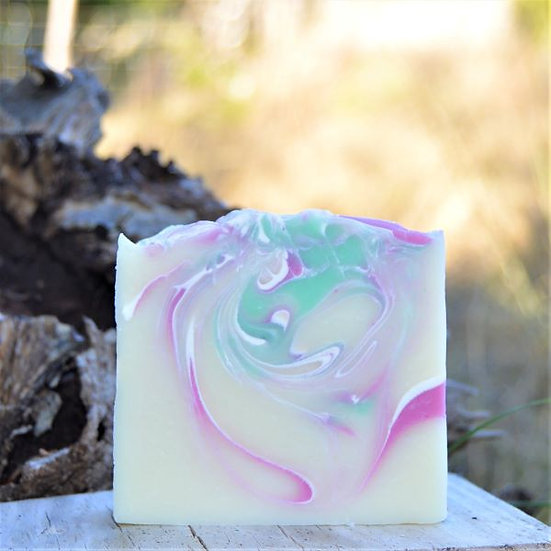 Goat Milk Soap Apple Mango Tango Sheepish Grins All-Natural Eco-Friendly Handmade Bath & Body Boerne San Antonio Texas