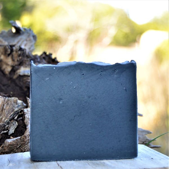 Charcoal Face & Body Soap Bar Sheepish Grins Natural Eco-Friendly Handmade Bath & Body Boerne San Antonio Texas