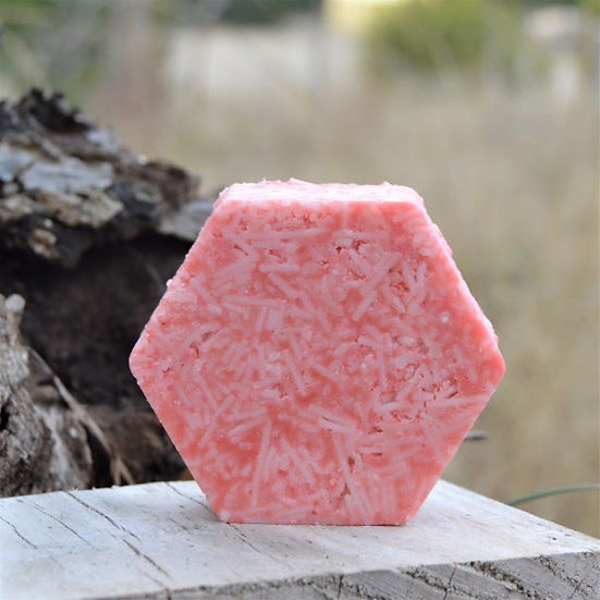 Colorado Pine Shower Bar Sheepish Grins All-Natural Eco-Friendly Handmade Bath & Body Boerne San Antonio Texas
