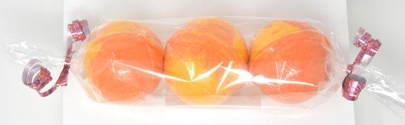 Monkey Fruits Trio Bath Bomb Sheepish Grins Natural Eco-Friendly Handmade Bath & Body Boerne San Antonio Texas