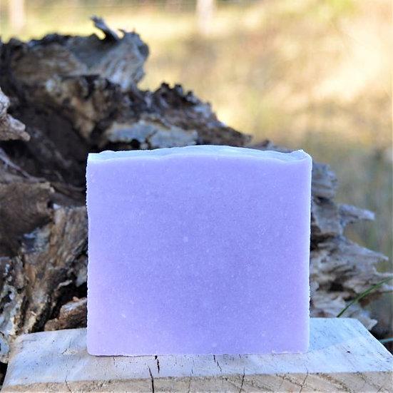 Goat Milk Soap Lavender Sheepish Grins All-Natural Eco-Friendly Handmade Bath & Body Boerne San Antonio Texas