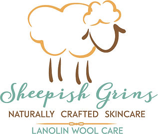 Sheepish Grins handmade bath body and self-care products for the whole family -- eco-friendly and all natural!