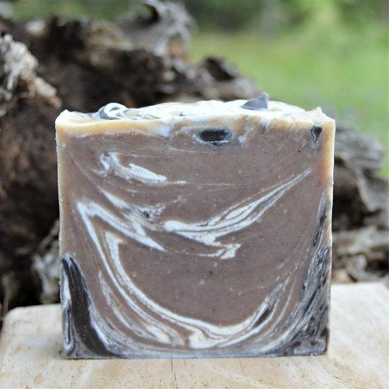 Goat Milk Soap Bar Oatmeal Milk Honey Sheepish Grins Natural Eco-Friendly Handmade Bath & Body Boerne San Antonio Texas