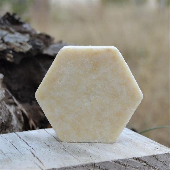 Oatmeal Honey Shower Bar Sheepish Grins All-Natural Eco-Friendly Handmade Bath & Body Boerne San Antonio Texas