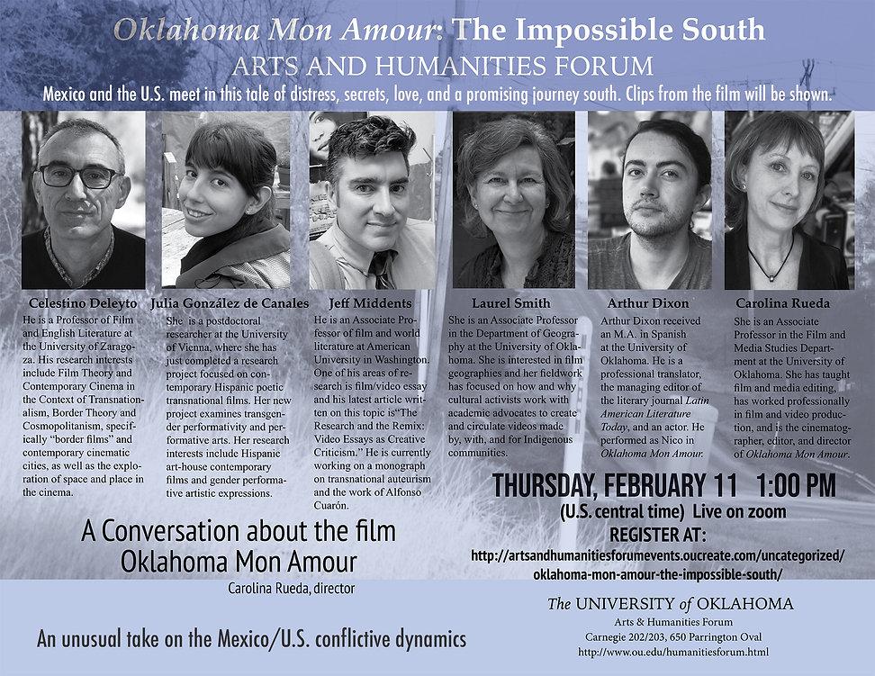 Flyer arts and humanities forum FINAL OK