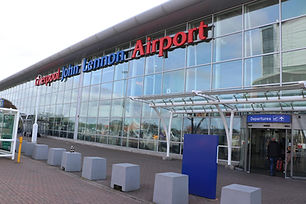 Chauffeur Airport Transfer to Liverpool