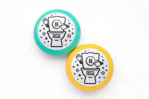 2-Pack (Aqua + Yellow)
