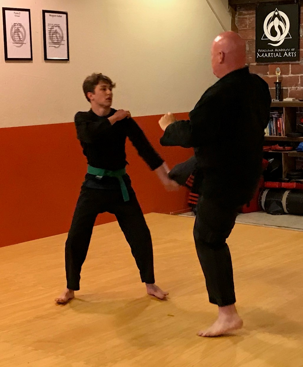 Matt Self Defense
