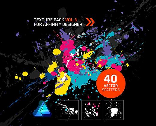 Texture Pack Vol.3 - Affinity Designer