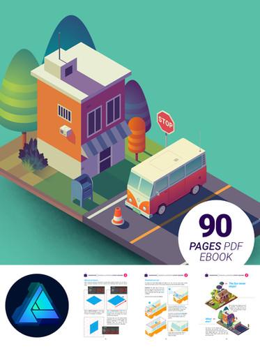 Advanced Illustration Vol.2 for Affinity Designer | Frankentoon Studio