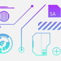 Hi-Tech Shapes
