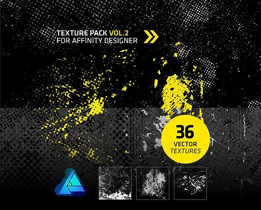 Texture Pack Vol.2 - Affinity Designer
