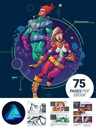 Advanced Illustration Vol.1 for Affinity Designer