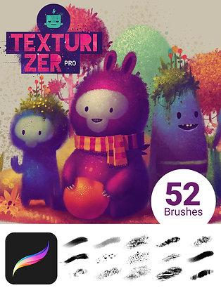 Texturizer Pro - Procreate Edition