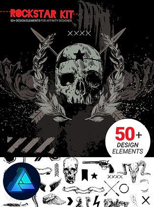 Rockstar Kit - Affinity Designer