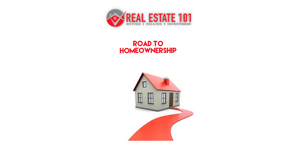 Real Estate 101 Class
