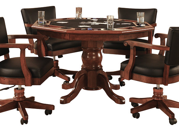 Classic 2 in 1 Game Table - 4 Colors