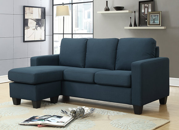Nix Chofa with Reversible Ottoman - Navy