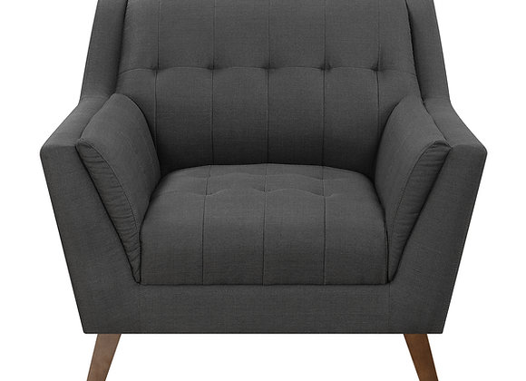 Binetti Chair - Charcoal