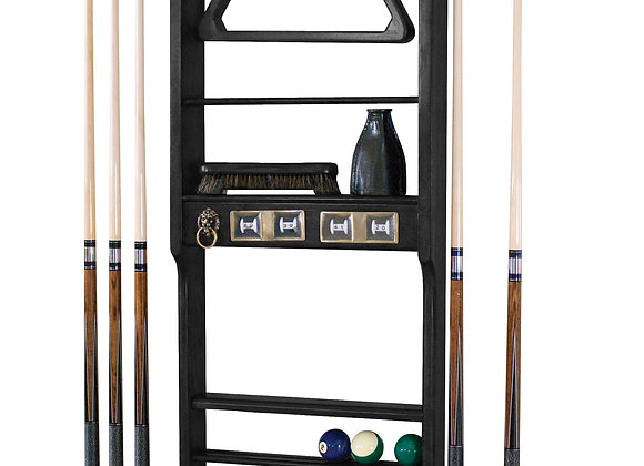Classic Wall Cue Rack - 4 Colors