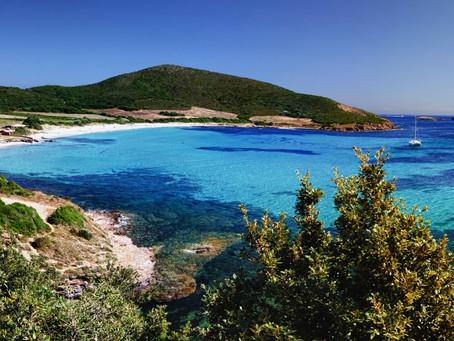 Les plus belles plages de la Haute-Corse