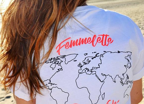 T-shirt - PURA VIDA -🗺