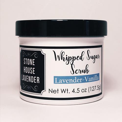 Whipped Sugar Scrub 4.5 oz