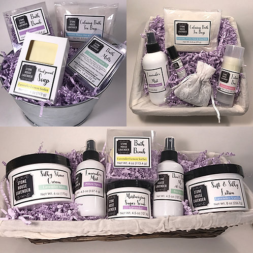 Customized Gift Set - $42.00