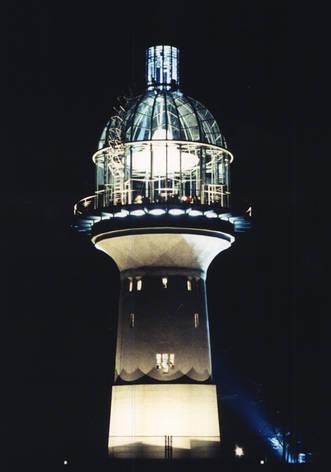 Water tower gräfrath