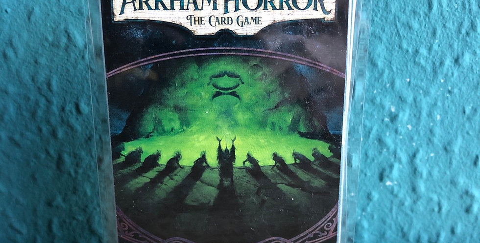 Arkham Horror LCG - Into the Maelstrom