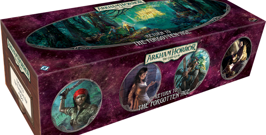 Arkham Horror LCG - return to the forgotten age