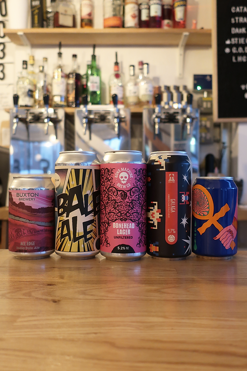 Assorted mixed case 1