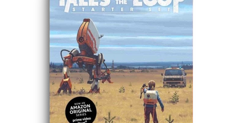Tales from the loop- Starter set
