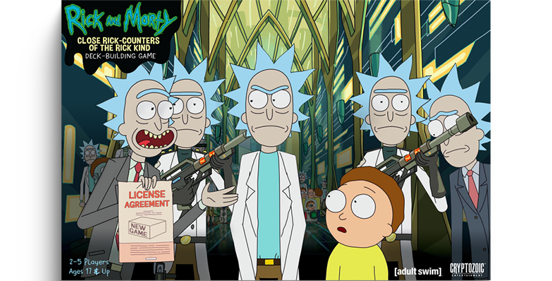 Rick & Morty -