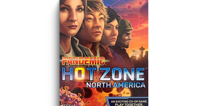 Pandemic Hot Zone - North America