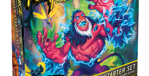 Keyforge - Mass Mutation - Two Player Starter Set
