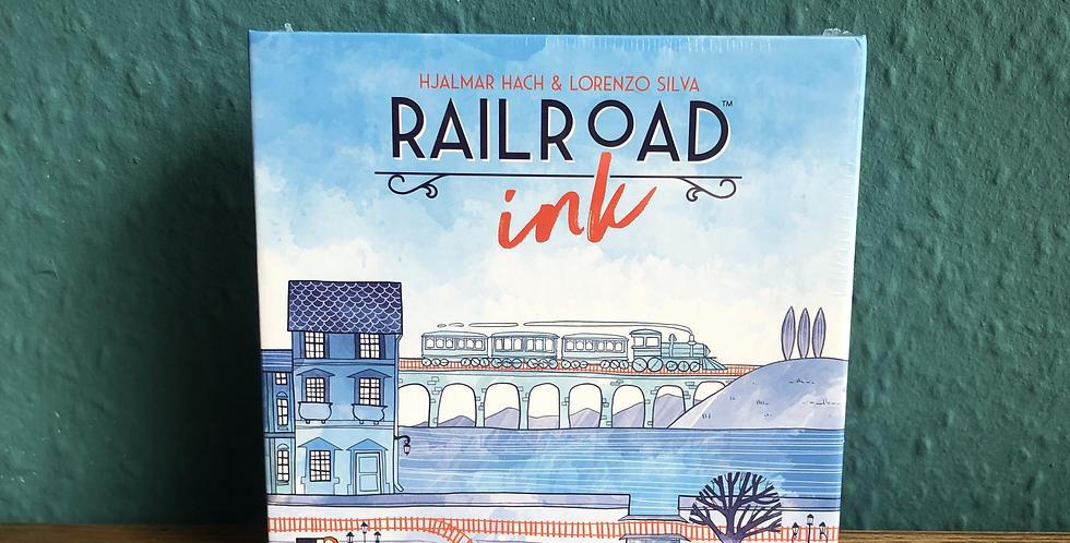Railroad Ink - Deep Blue Edition