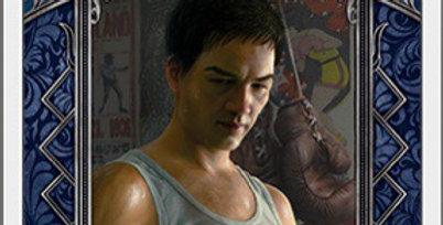 Arkham Horror LCG - Nathaniel Cho investigator starter deck