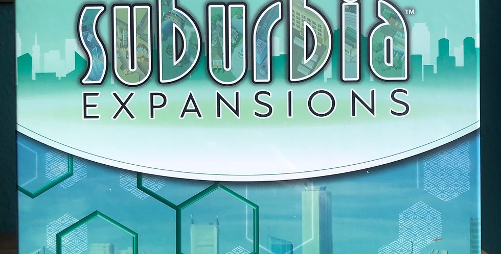Suburbia expansions 2nd edition