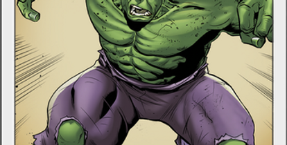 Marvel Champions - Hulk Hero pack expansion