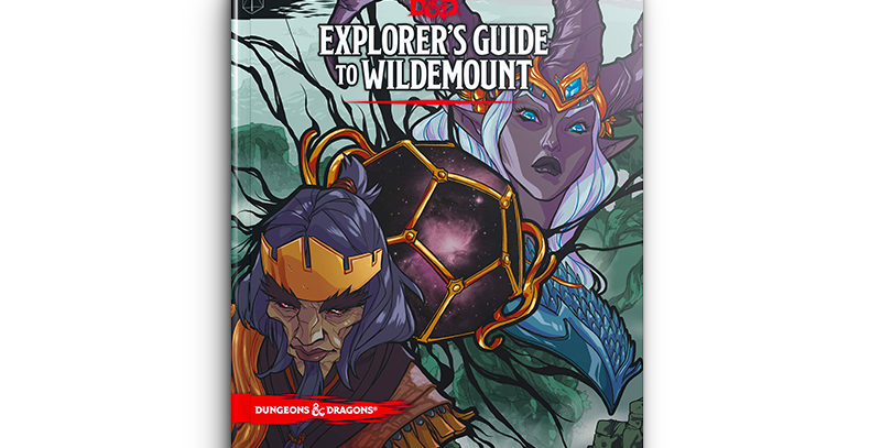 Dungeons & Dragons - Explorers guide to Wildemount