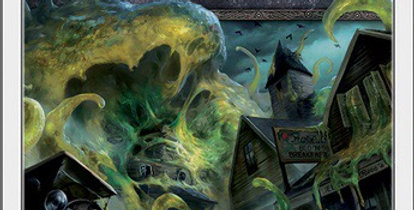 Arkham horror the card game - The blob that ate everything