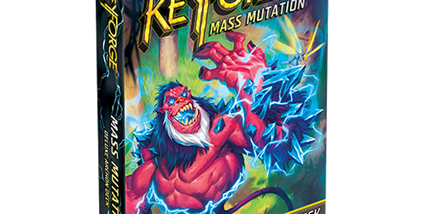 Keyforge - Mass Mutation - Deluxe Deck