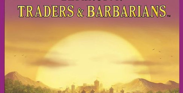 Catan - Traders & Barbarians expansion