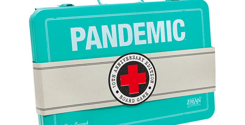 Pandemic -10th Anniversary Edition