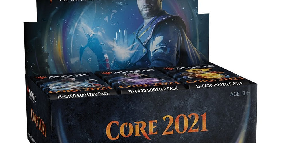 MTG Core Set 2021 Booster box (36 packs)